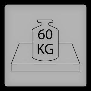 60kg_uniformly_distributed_load