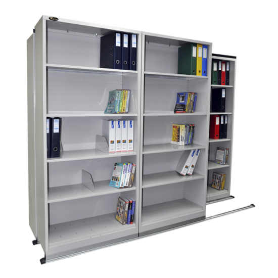 Lateral Compactor- Shelving-2