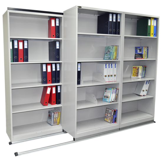 Lateral Compactor- Shelving-3